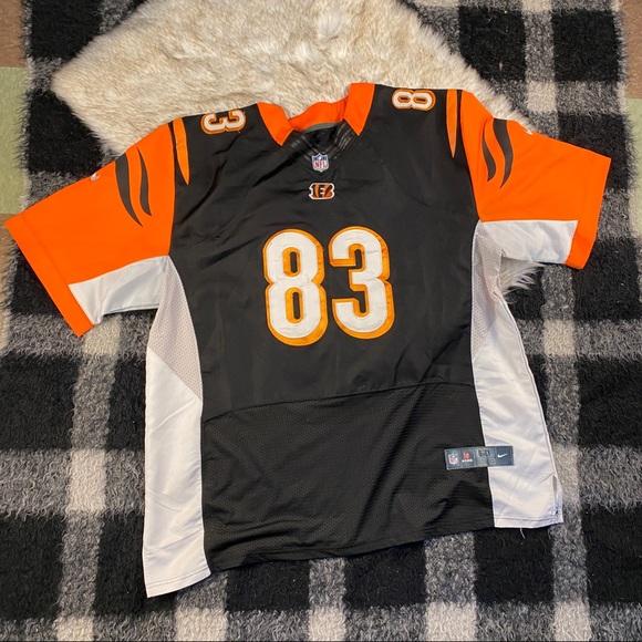 Cincinnati bengals jersey #83 big Al 60 3xl